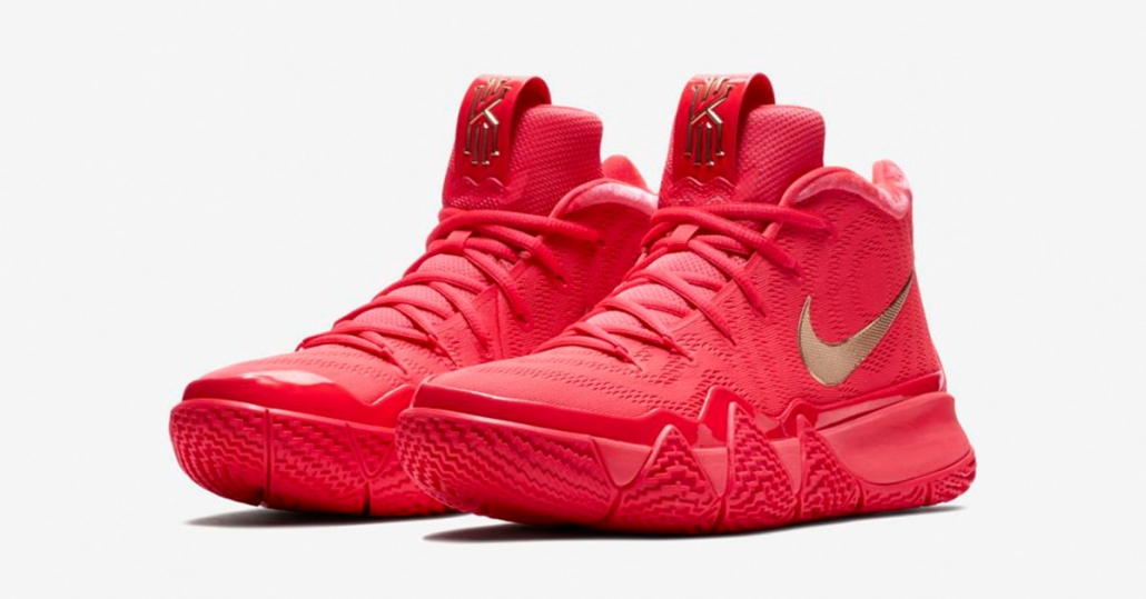 Nike Kyrie 4 Red Carpet