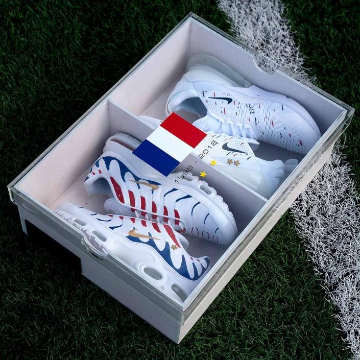 Kylian Mbappé x Nike Air Max Collection