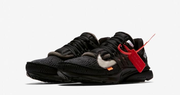 Nike Air Presto The Ten Black