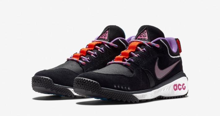 Nike ACG Dog Mountain Black Hyper Grape