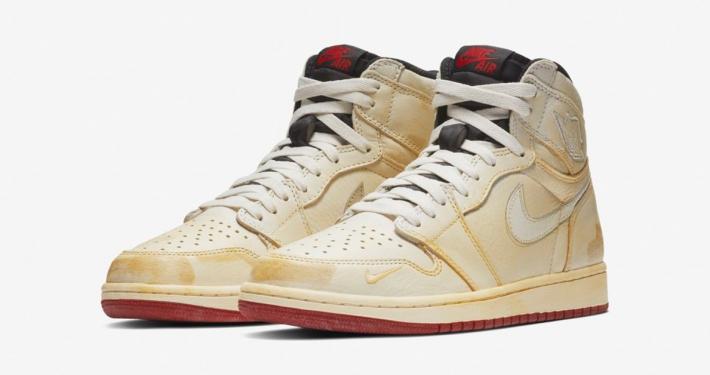 Nike Air Jordan 1 NRG Nigel Sylvester