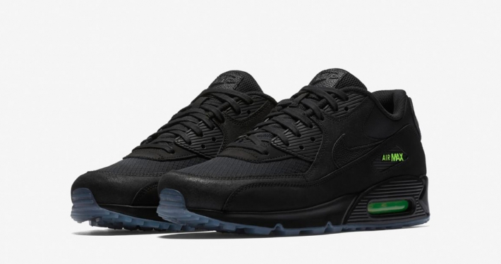 Nike Air Max 90 Black Volt