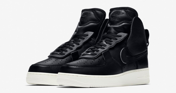 PSNY x Nike Air Force 1 High Black