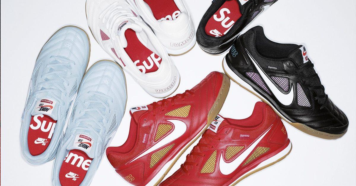 Supreme x Nike SB Gato Supreme – Den perfekte Hypebeast