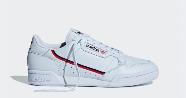 Adidas Continental 80 Aero Blue