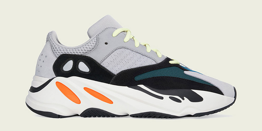 Her Adidas Yeezy Du Wave Boost 700 I Cool be Kan Runner Danmark K OuPZlwkiXT