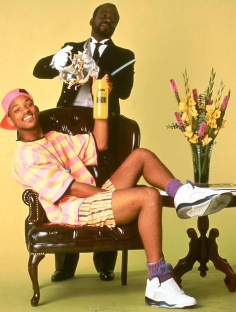 Fresh Prince x Nike Air Jordan 5