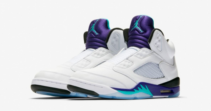 Nike Air Jordan 5 Fresh Prince