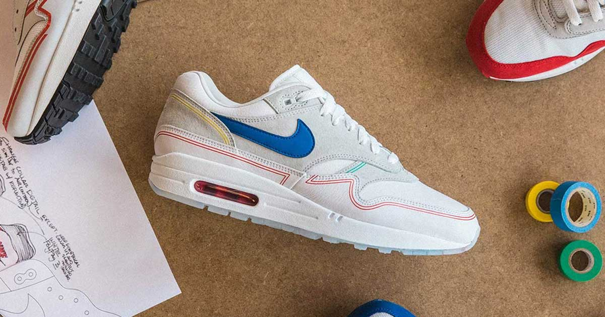 Nike Air Max 1 Pompidou Center Day AV3735-002