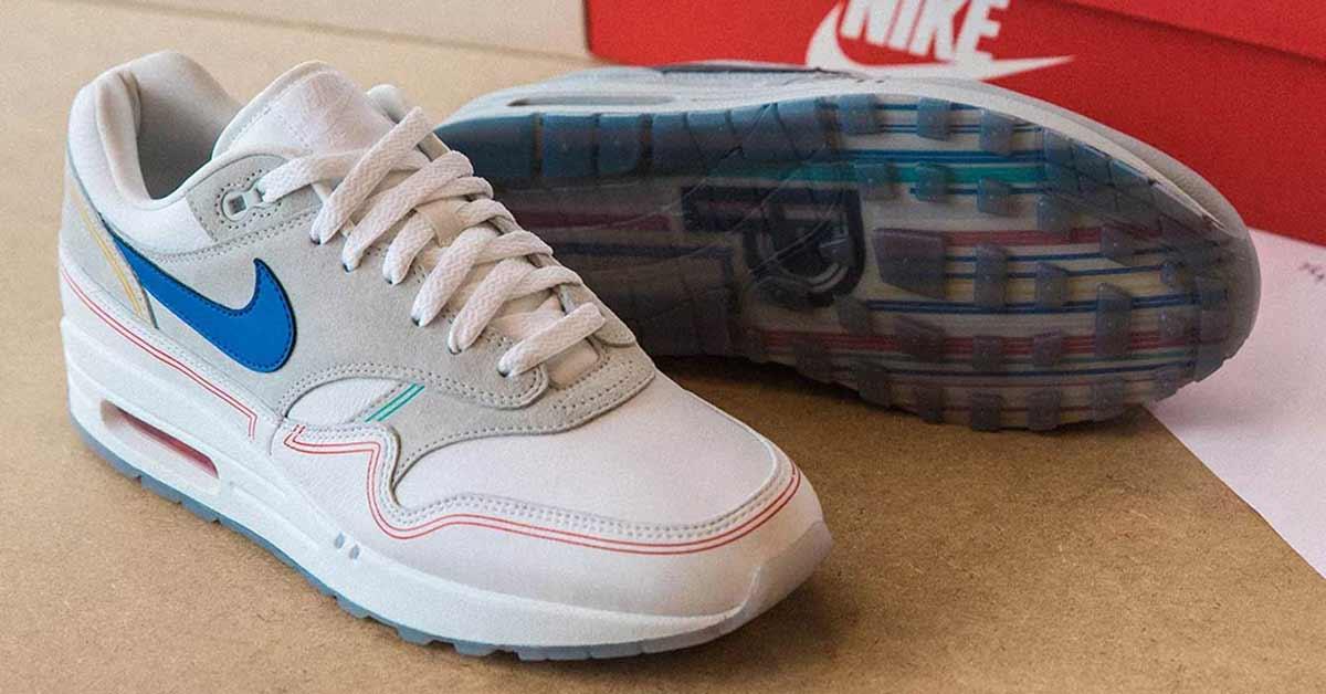 Nike Air Max 1 Pompidou Center Day AV3735-002