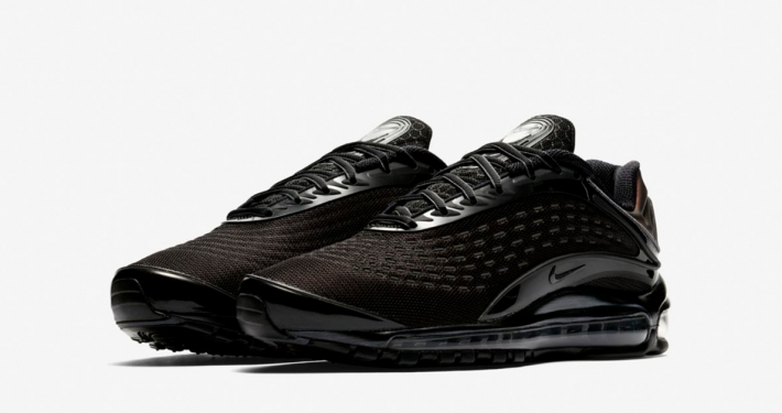 Nike Air Max Deluxe Triple Black