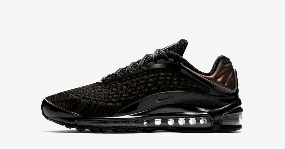 Nike Air Max Deluxe Triple Black