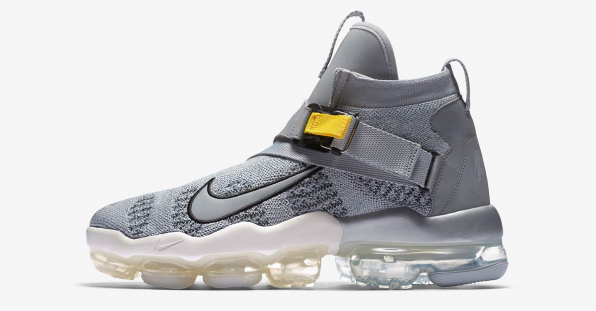 Nike Air Vapormax Premier Flyknit Wolf Grey AO3241-001