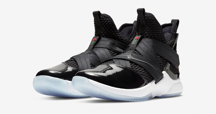 Nike LeBron Soldier 12 SFG Sort AO4054-005