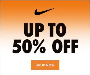 Spar op til 50% i Nike Store