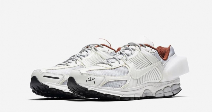 A-Cold-Wall x Nike Zoom Vomero +5 Hvid AT3152-100