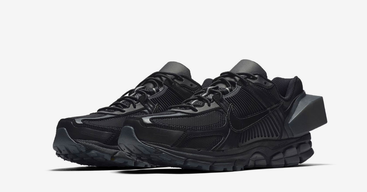 newest 49aea 70587 A-Cold-Wall x Nike Zoom Vomero +5 Sort - Cool Sneakers