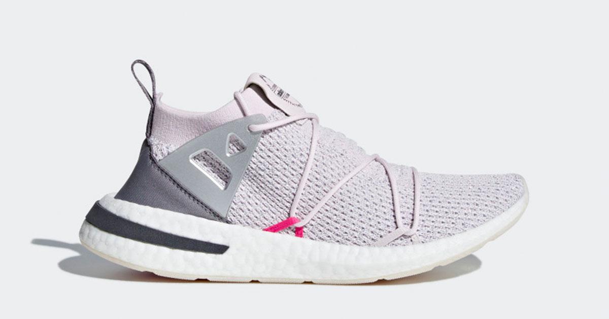 Adidas Arkyn Primeknit Sølv til kvinder D96760