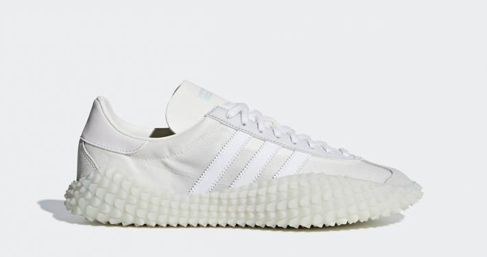Adidas Country x Kamanda Hvid G27825
