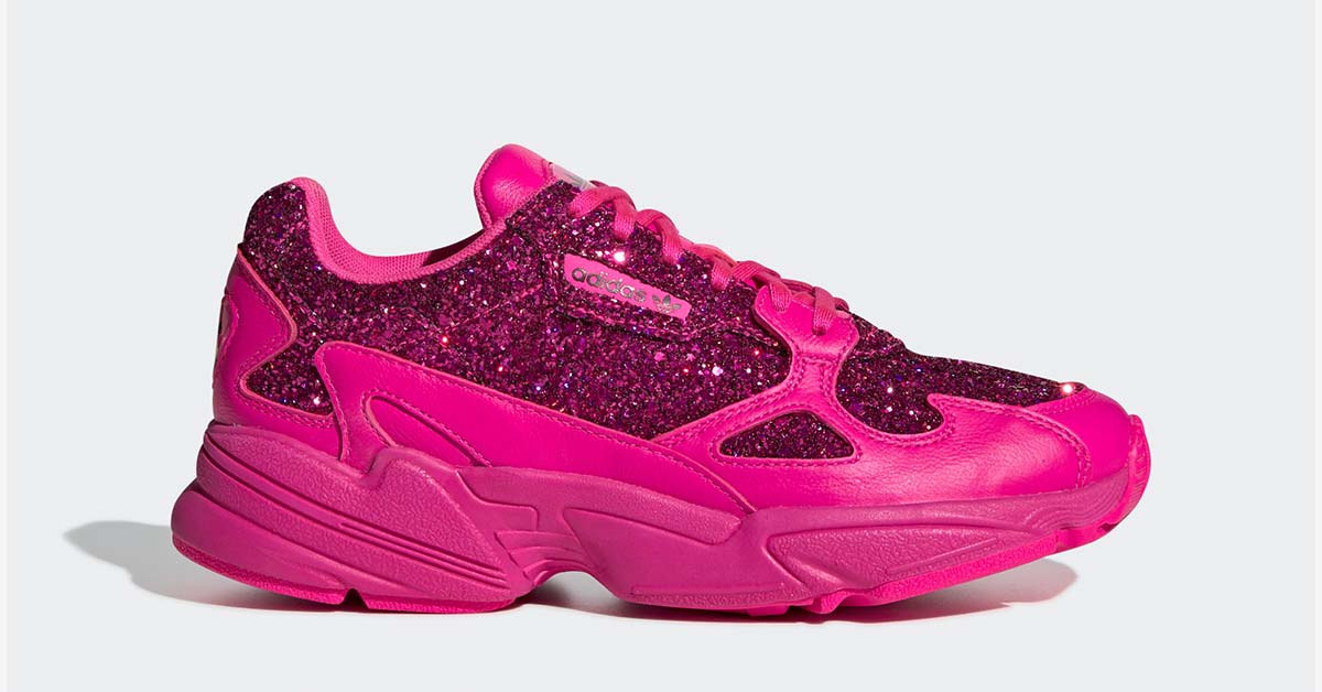 Adidas Falcon Shock Pink til kvinder BD8077