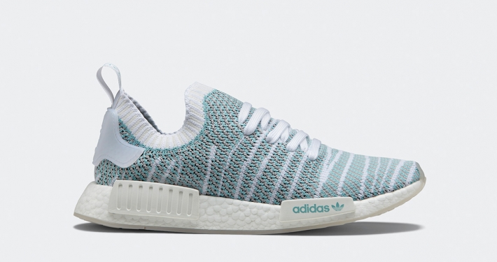 best website 0a876 bf7a5 Adidas NMD R1 STLT Parley Tyrkis