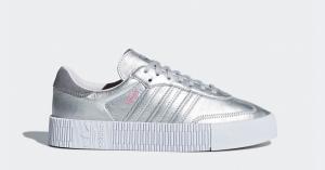 Adidas Sambarose Sølv til Kvinder D96769