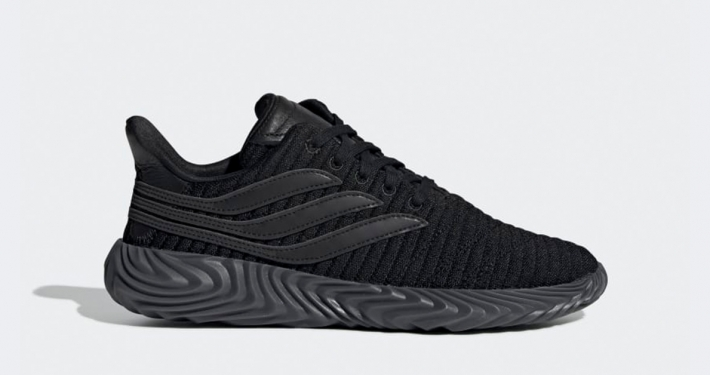 Adidas Sobakow Triple Black B41968 0
