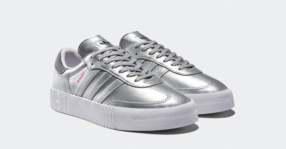 92dc5d2c0e6 Adidas Sølv Sneakers til Damer - Cool Sneakers