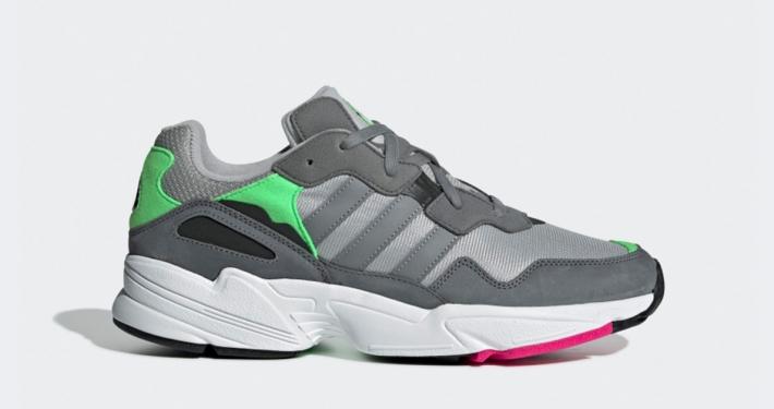 Adidas Yung Grå Pink F35020