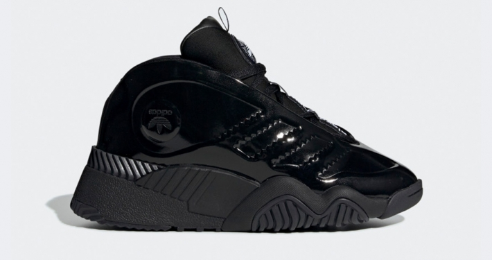 AW x Adidas Turnout BBall Core Black