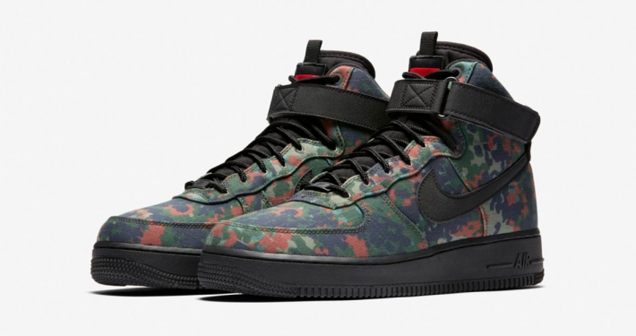 Nike Air Force 1 High Alligator