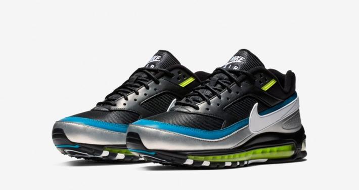 Nike Air Max 97 BW Sort Blå AO2406-003