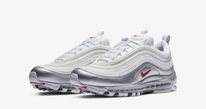 new arrival 51133 b0c6e ... discount code for nike air max 97 sølv hvid dc209 20dad