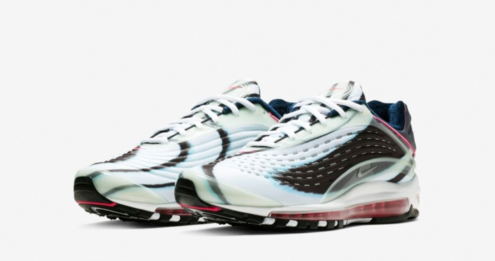 Nike Air Max Deluxe Enamel Green