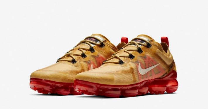 Nike Air Vapormax 2019 Club Gold