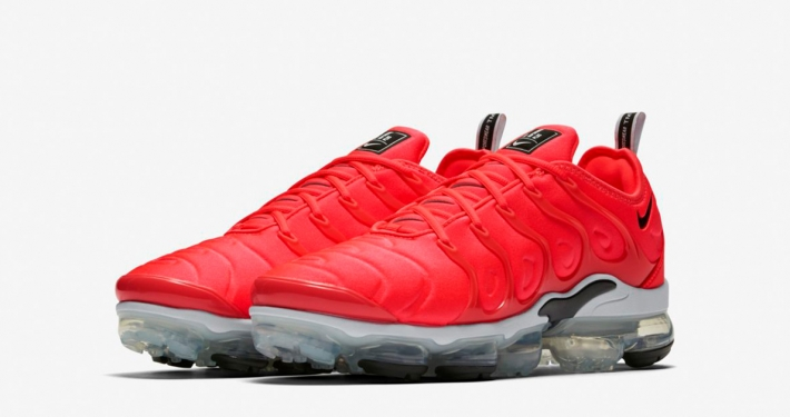 Nike Air Vapormax Plus Bright Crimson 924453-602