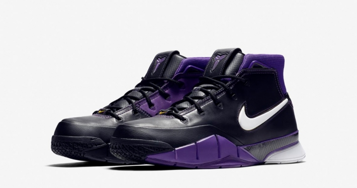 Nike Kobe 1 Protro Black Out AQ2728-004 0