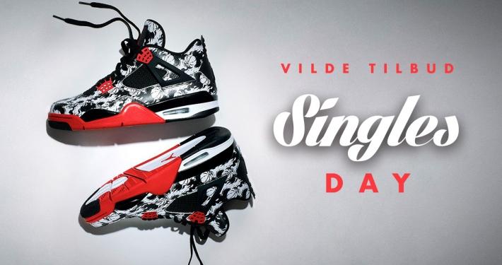 Vilde Singles Day Tilbud!