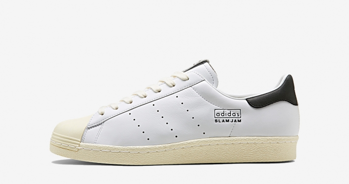 Slam Jam x Adidas Superstar 80s BB9485