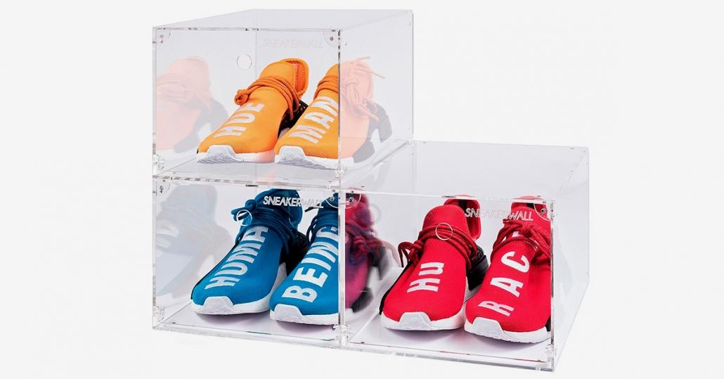 Sneakerwall Akryl skoæsker