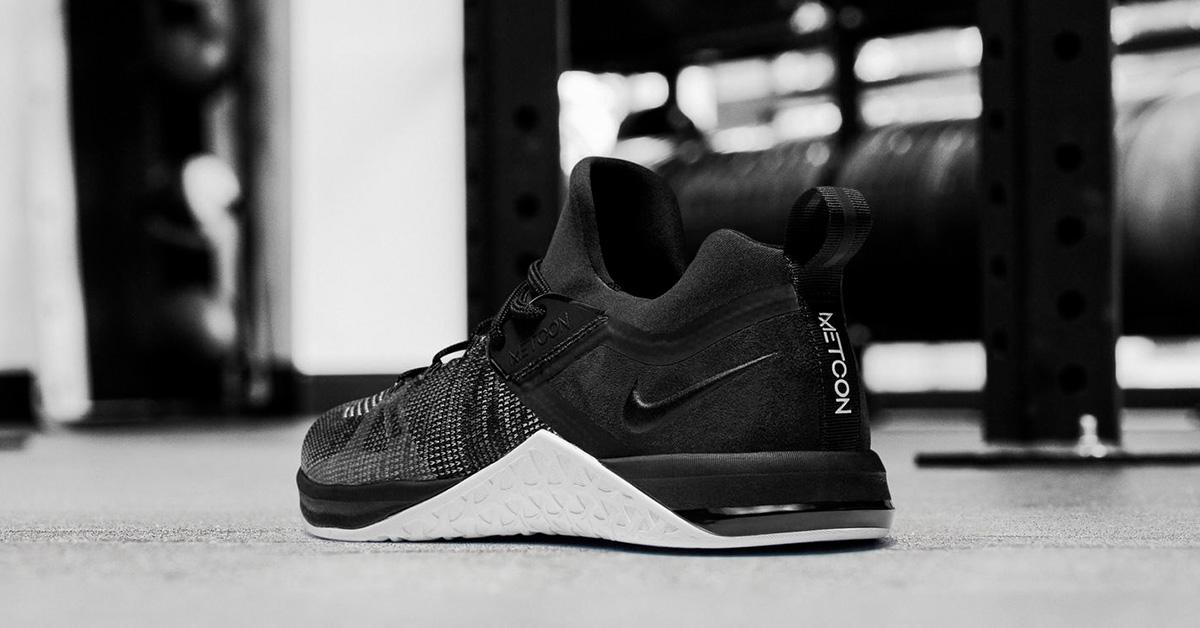 Den nye Nike Metcon Flyknit 3