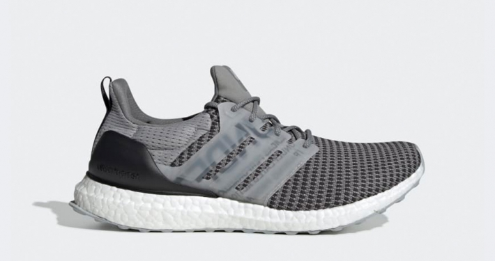 Undefeated x Adidas Ultra Boost Grå CG7148