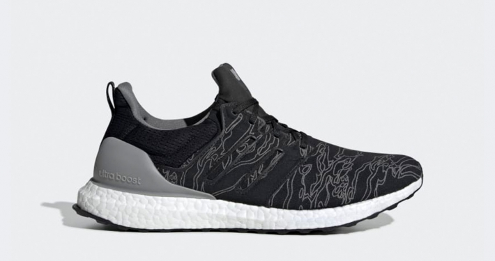 Undefeated x Adidas Ultra Boost Sort BC0472