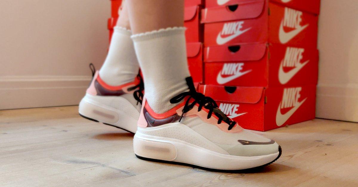 Den nye Nike Air Max Dia til kvinder