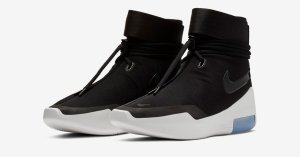 Nike Air Fear of God Shoot Around Sort Hvid AT9915-001