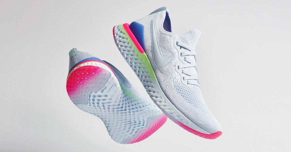 De Nye Nike Epic React Flyknit 2 Løbesko