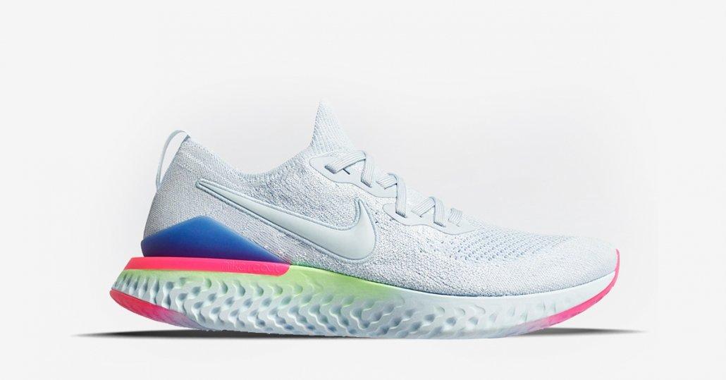 De Nye Nike Epic React Flyknit 2 Løbesko Cool Sneakers