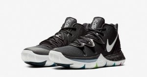 Nike Kyrie 5 Black Magic AO2919-901 0