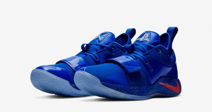 Nike PG 2.5 Playstation Royal Blue