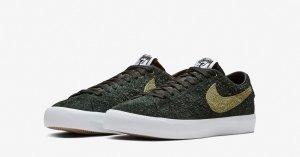 Stüssy x Terps x Nike SB Zoom Blazer Low